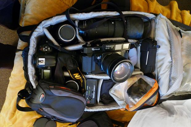 Fuji 6x9 Kamera