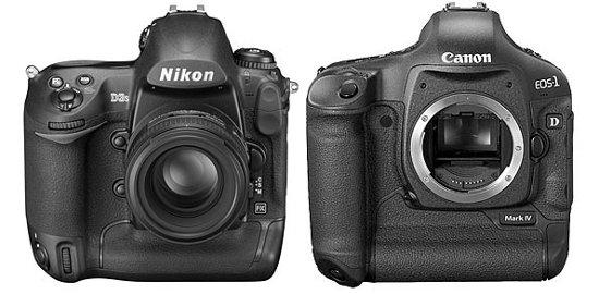Nikon-Canon Kamera (Quelle: Adorama)