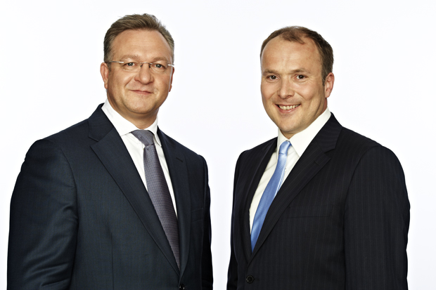 Frank Henkel & Nils Korte