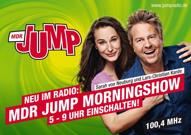 Jump Plakat