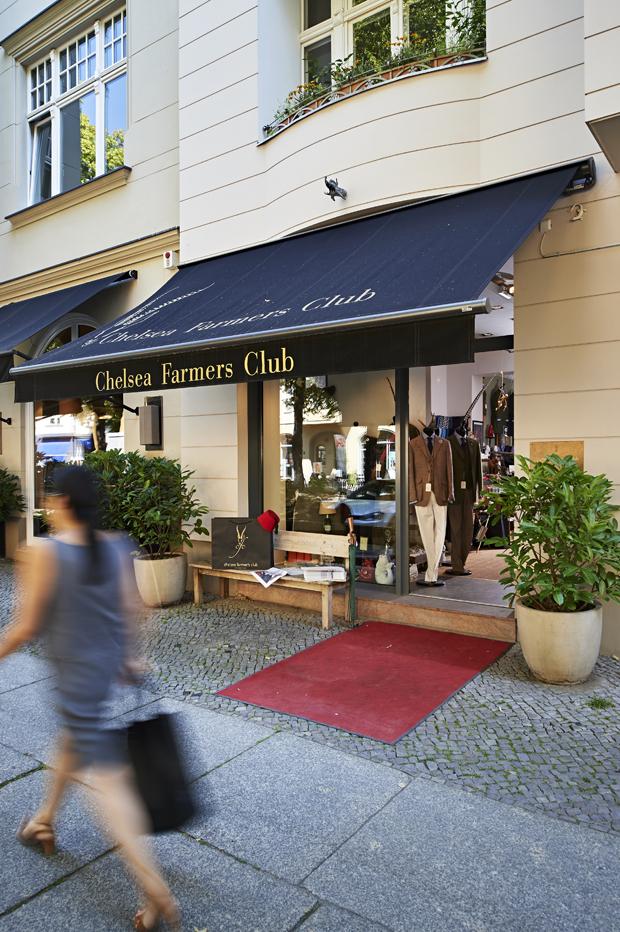 Chelsea Farmers Club 1