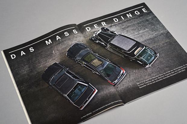 Mercedes Classic 21
