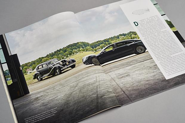 Mercedes Classic 22