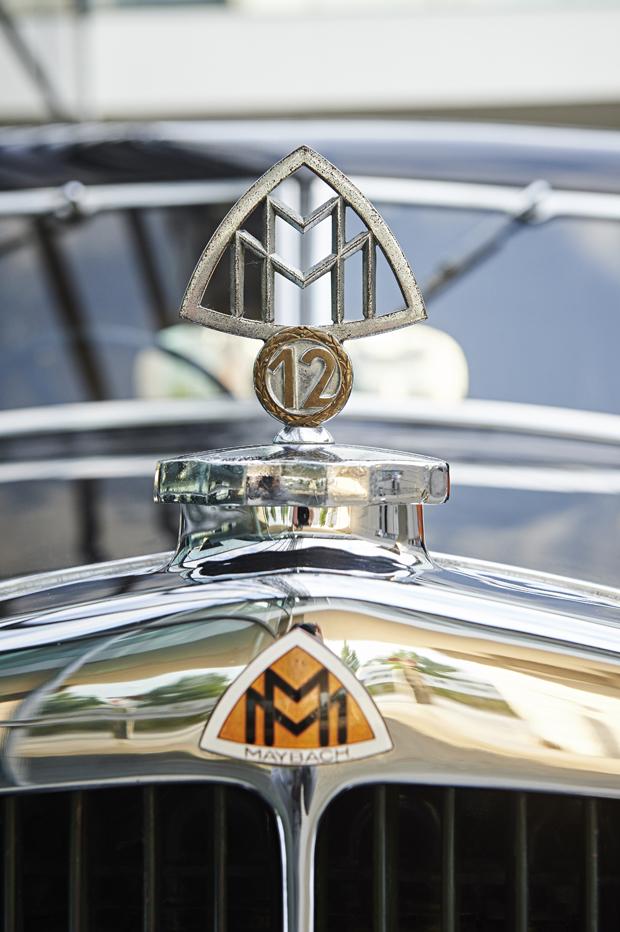 Mercedes Classic 18