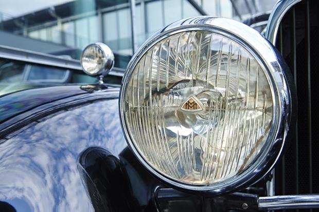Mercedes Classic 13