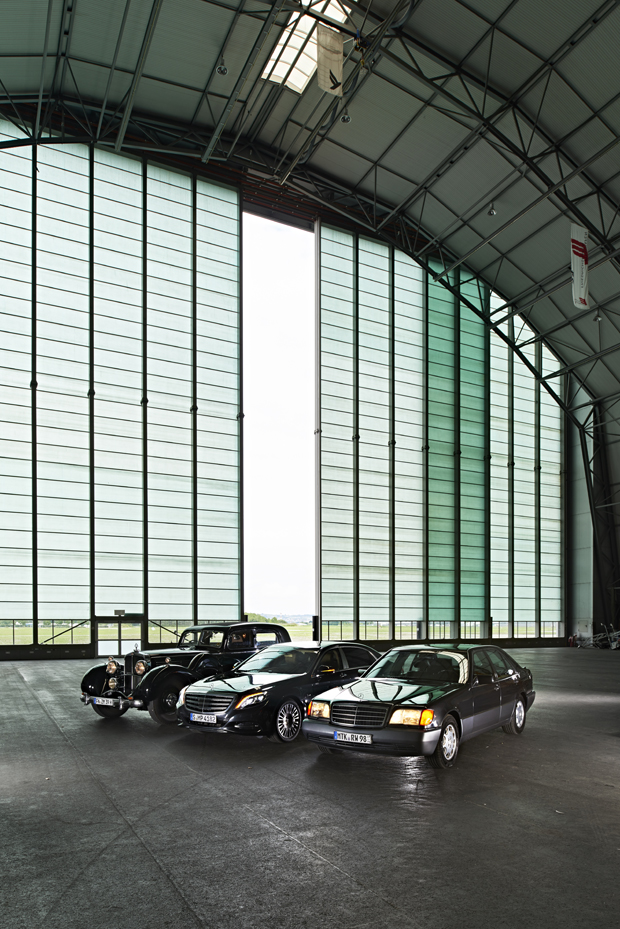 Mercedes Classic 5