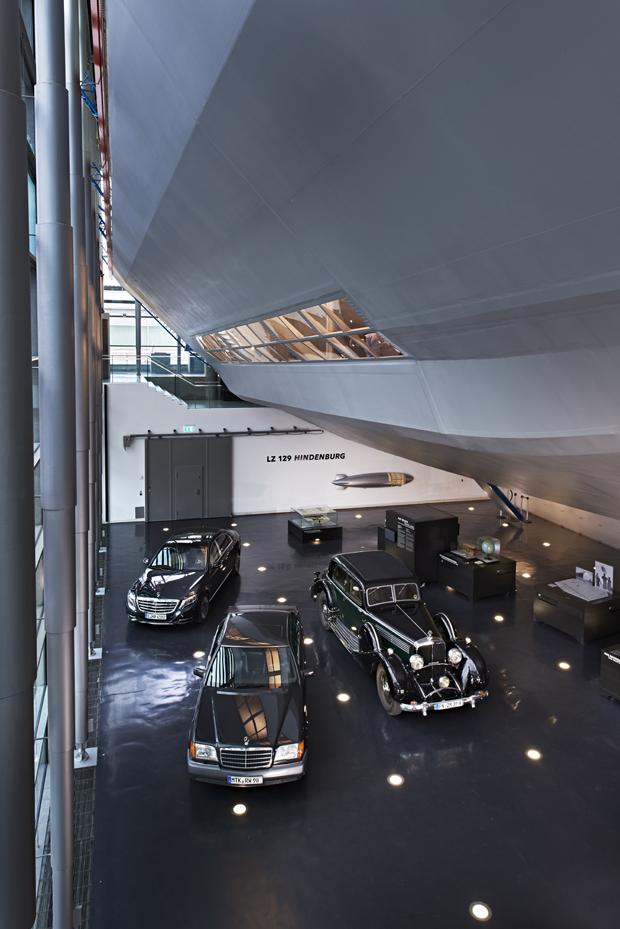 Mercedes Classic 3