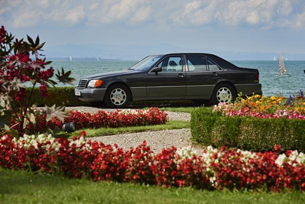 Mercedes Classic 11