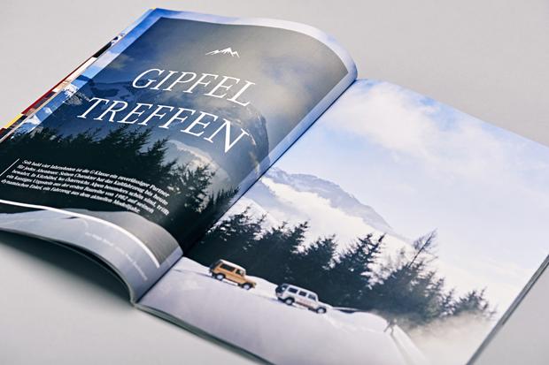 G-Klasse Mercedes-Benz Classic Magazine 26