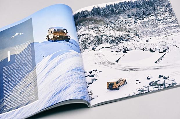 G-Klasse Mercedes-Benz Classic Magazine 27