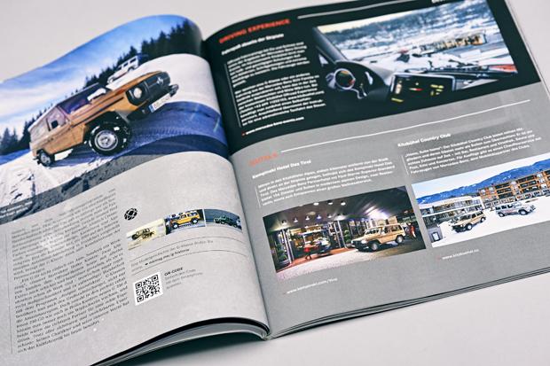 G-Klasse Mercedes-Benz Classic Magazine 30