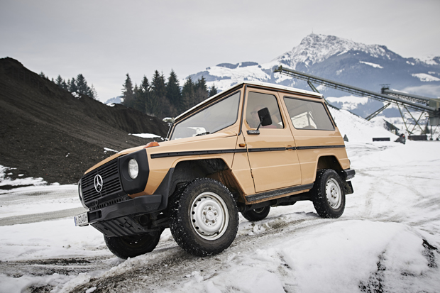 G-Klasse Mercedes-Benz Classic Magazine 14