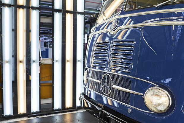 Mercedes-Benz LKW 3