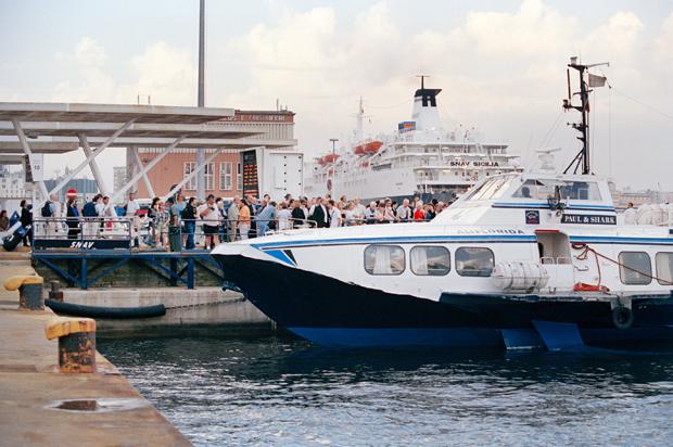 Aliscafi Napoli 34