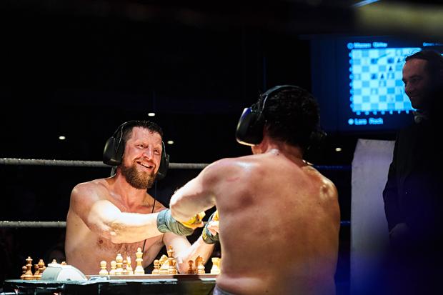 Schachboxen 3