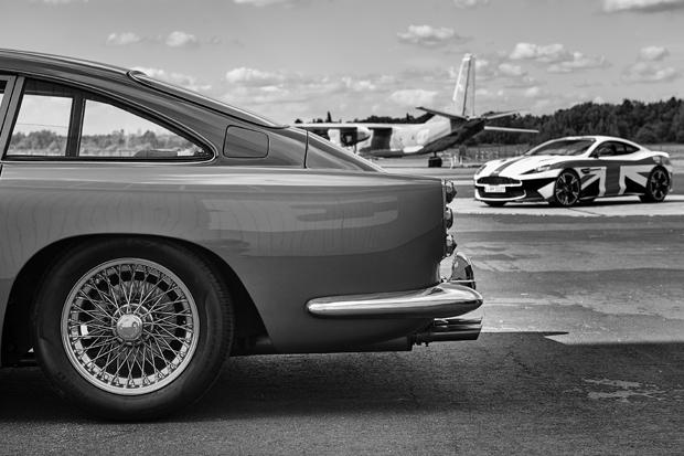 Aston Martin 10