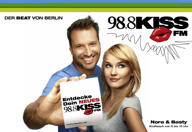 KissFm Plakat 2009