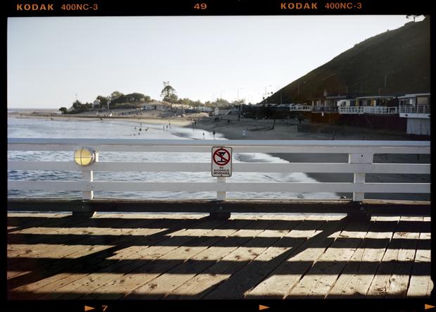 Los Angeles-Malibu Beach
