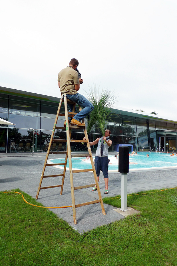 Making Off Spreewald Therme