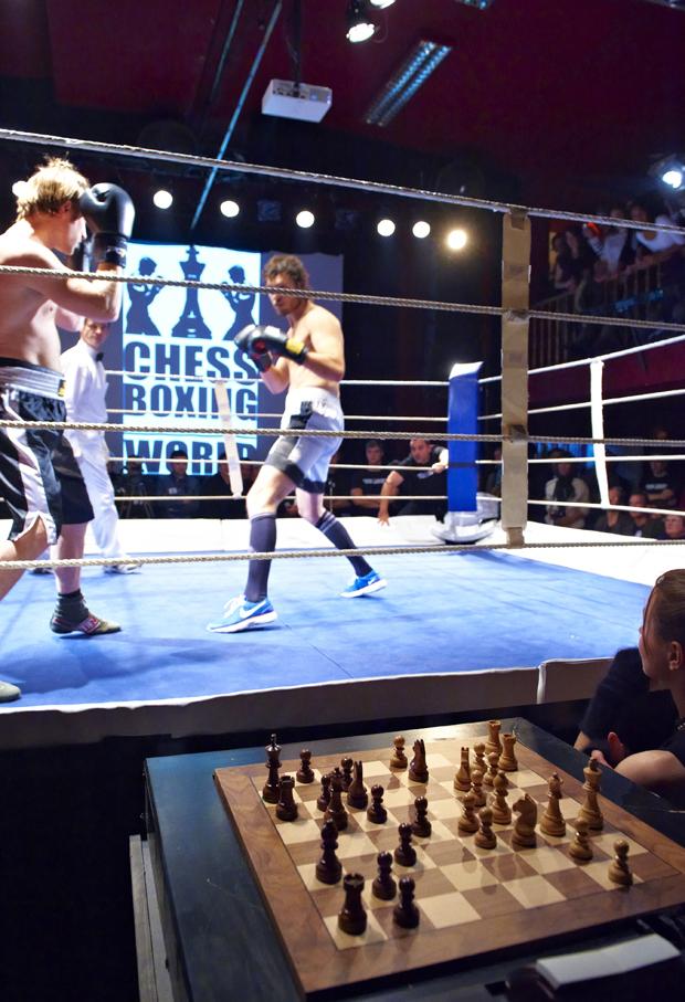 Schachboxen 27