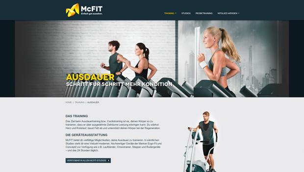 McFit Web1