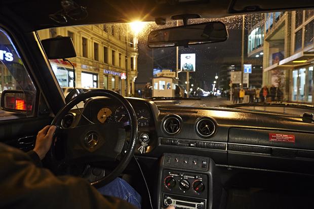 Mercedes Taxi 6