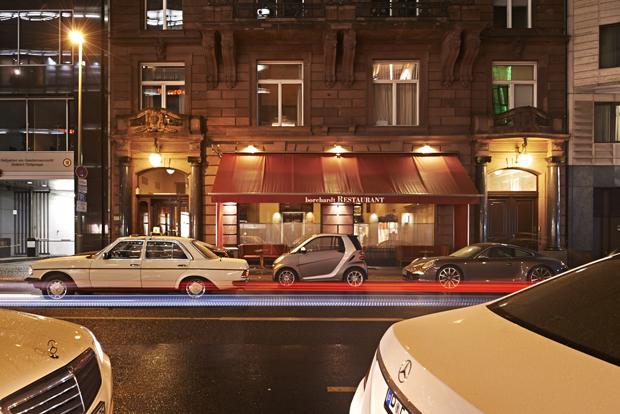 Mercedes Taxi 4