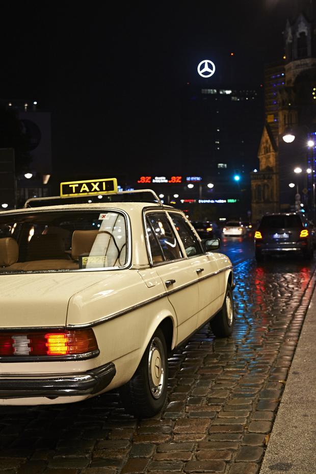 Mercedes Taxi 9