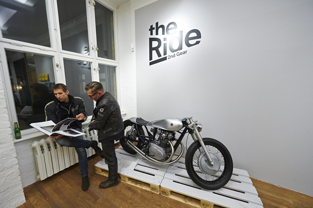 the ride 48