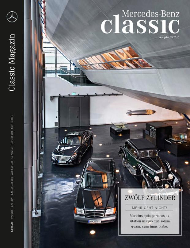 Mercedes Classic 20