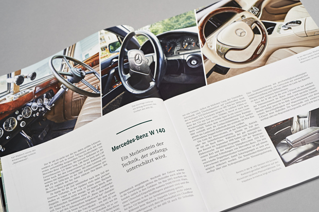 Mercedes Classic 24