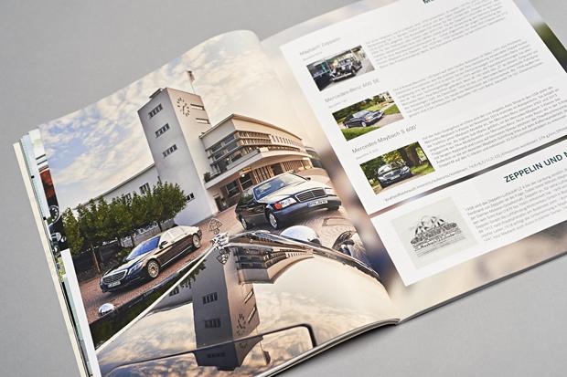 Mercedes Classic 25