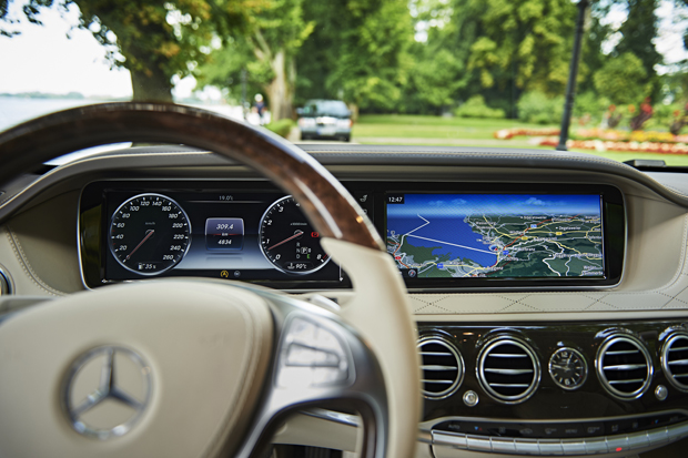 Mercedes Classic 9