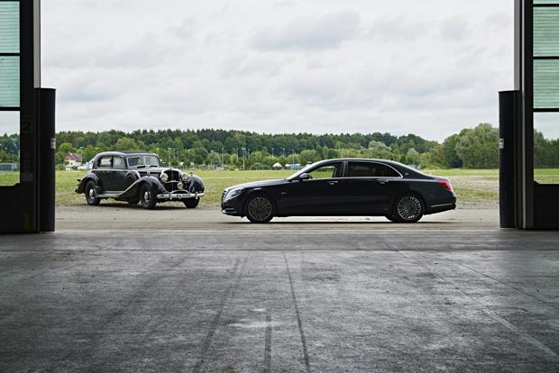Mercedes Classic 4