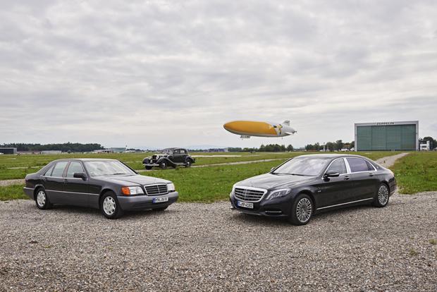 Mercedes Classic 6