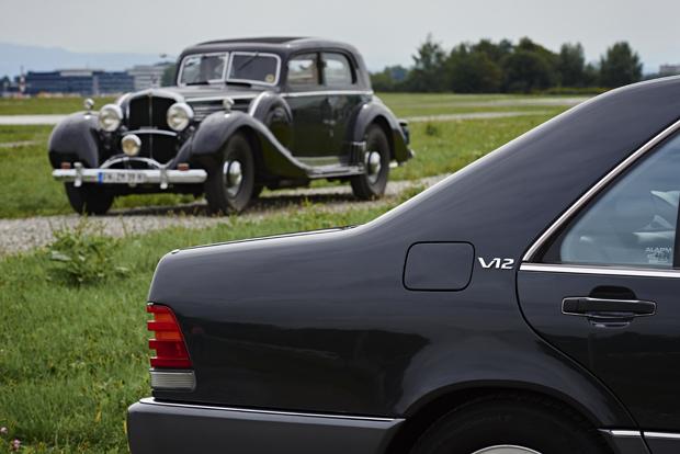 Mercedes Classic 7