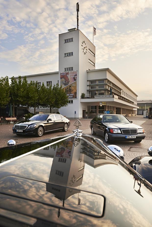 Mercedes Classic 2