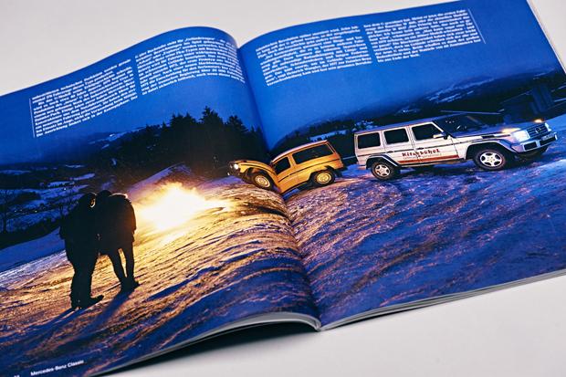 G-Klasse Mercedes-Benz Classic Magazine 28