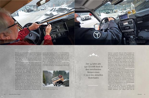 G-Klasse Mercedes-Benz Classic Magazine 27b