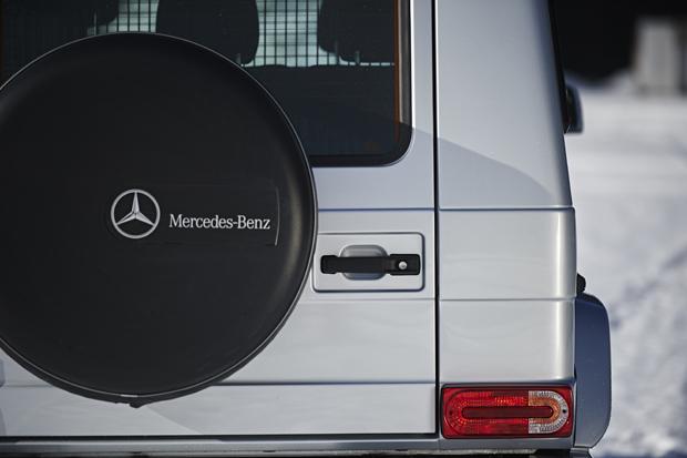 G-Klasse Mercedes-Benz Classic Magazine 17