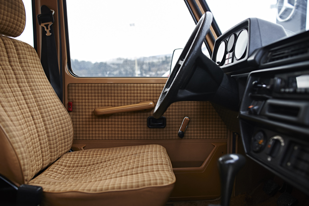 G-Klasse Mercedes-Benz Classic Magazine 20
