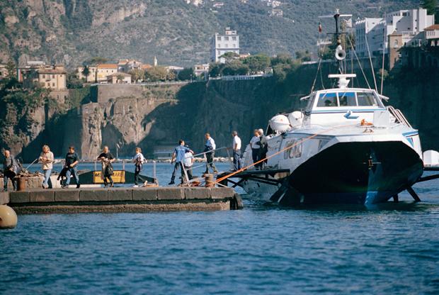 Aliscafi Napoli 32