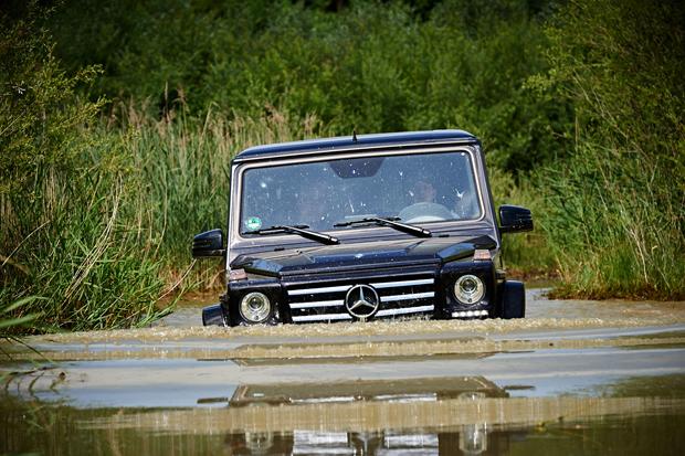 G-Klasse Mercedes Biberach 17