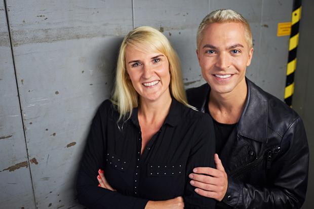 Anika Reichel & Julian David 1
