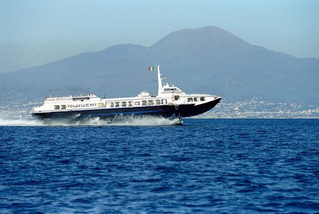 Aliscafi Napoli 20
