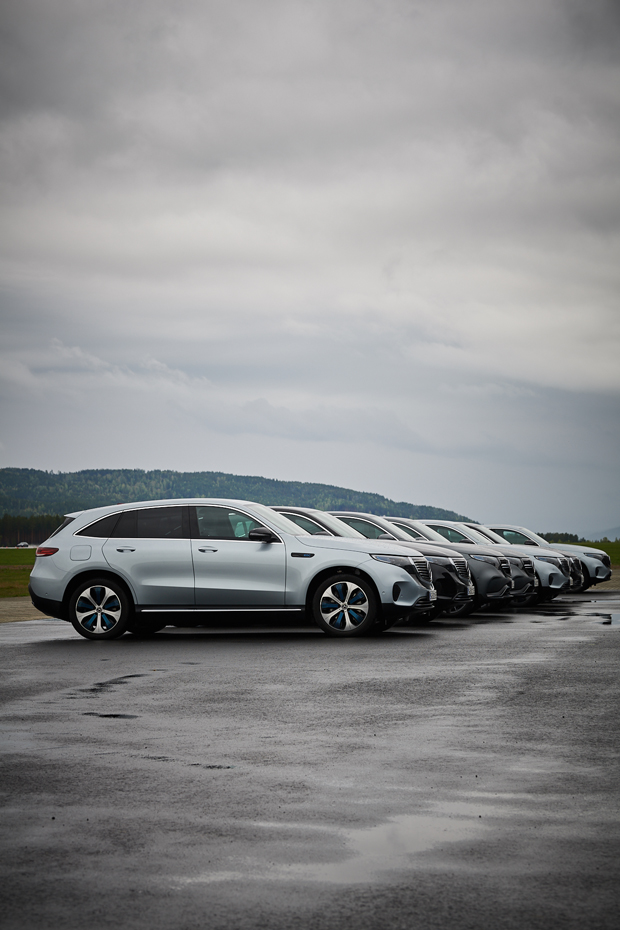 Mercedes Brand EQ Ambassador Camp Oslo 9