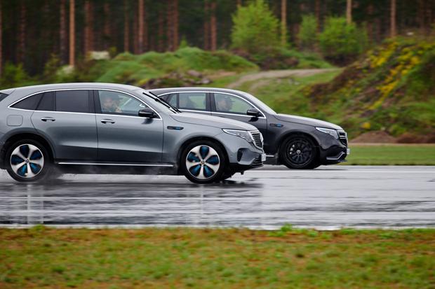 Mercedes Brand EQ Ambassador Camp Oslo 8