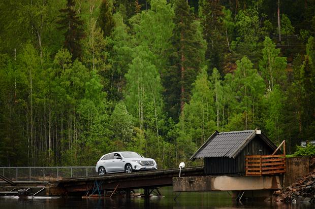 Mercedes Brand EQ Ambassador Camp Oslo 5