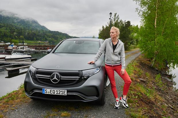 Mercedes Brand EQ Ambassador Camp Oslo 3