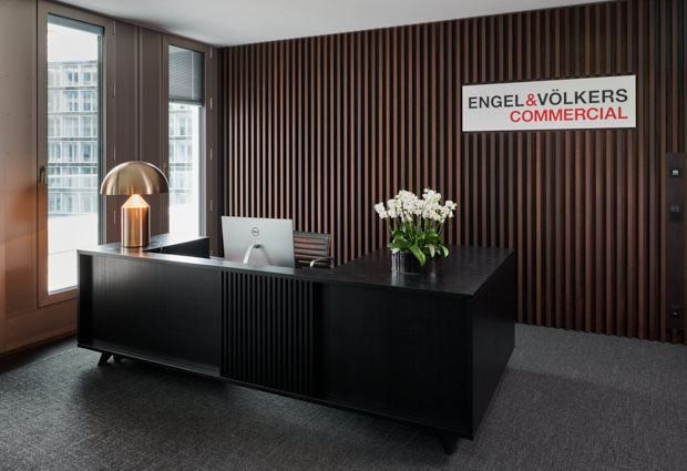 Engel+Völkers Commercial Berlin - minimum einrichten 1